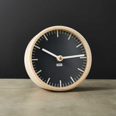 Tait ® Round Desk Clock - CB2
