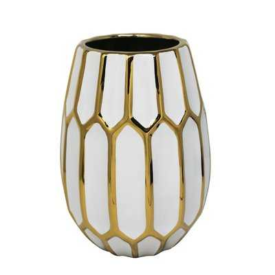 Bowser Ceramic Table Vase - Wayfair
