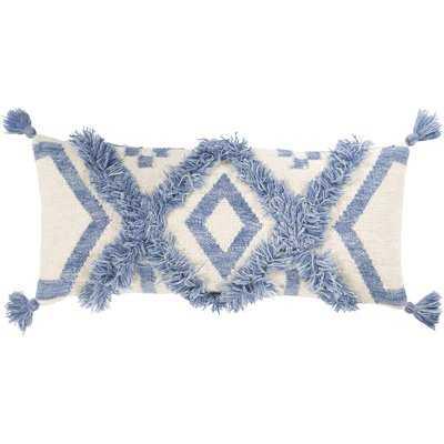 Ilene Cotton/Wool Pillow Cover - Wayfair