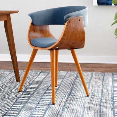 Garley Upholstered Dining Chair - Wayfair