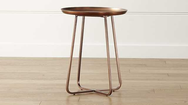 Penelope Accent Table - Crate and Barrel