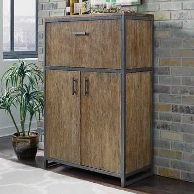 Lamanna Bar Cabinet - Wayfair