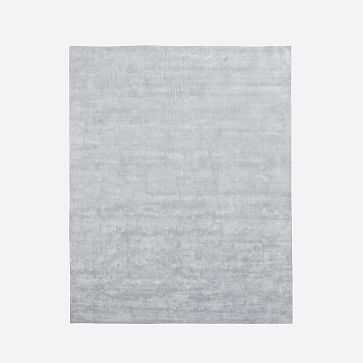 Lucent Rug, Frost Gray, 8'x10' - West Elm