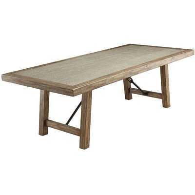Shaylee Solid Wood Dining Table - Wayfair