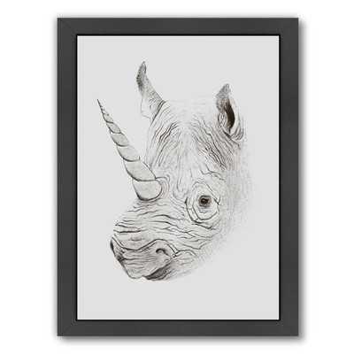 Rhinoplasty Framed Graphic Art - Wayfair