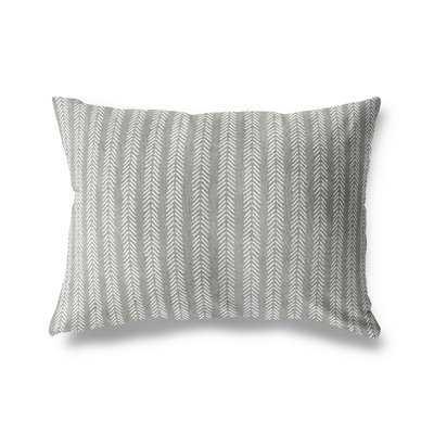 Couturier Striped Lumbar Pillow - Wayfair