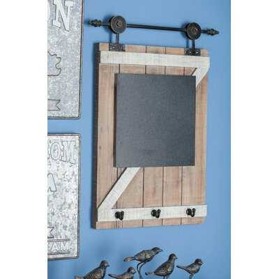 Cutlip Wall Mounted Coat Rack - Birch Lane