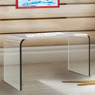 Rudisill Acrylic End Table - Wayfair