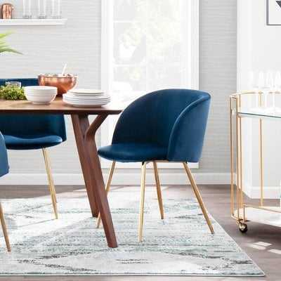 Chu Upholstered Dining Chair - AllModern