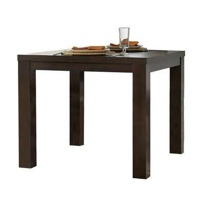 Vernet Square Dining Table - Wayfair