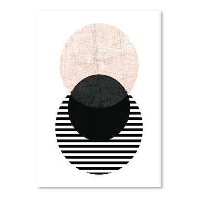 Geometric Art 5 Graphic Art - Wayfair