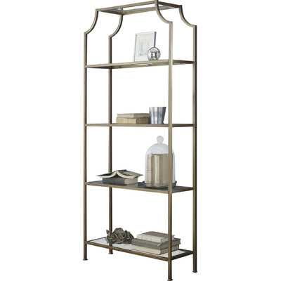 Heritage Buchanan Etagere Bookcase - Birch Lane