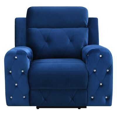 Lefevre Jewel Embellished Power Recliner - Wayfair