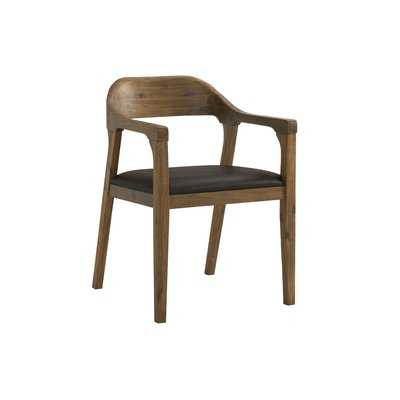 Bourgoin Upholstered Dining Chair - Wayfair