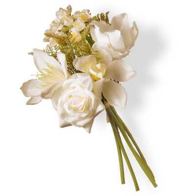 Artificial Magnolia Bundle Cream (Ivory) 13 - National Tree Company - Target
