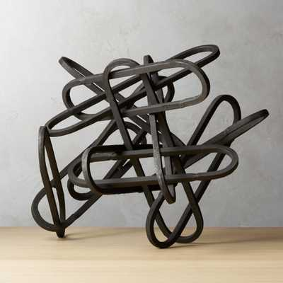 Links Black Sculpture - CB2
