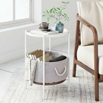 Bluxome End Table - Wayfair