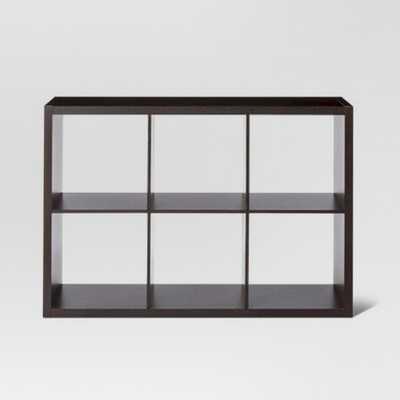 13 6-Cube Organizer Shelf - Threshold - Target