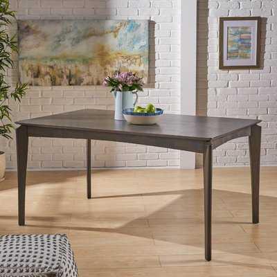 Escalante Mid-Century Solid Wood Dining Table - Wayfair