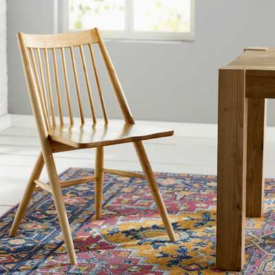 Massey Solid Wood Dining Chair - Set of 2 - Wayfair
