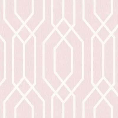 Arthouse New York Geo Pink Wallpaper - Home Depot