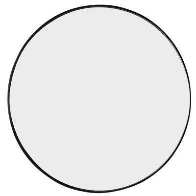 """Denelle Round Wall Mirror 23.5"""" - Wayfair"""