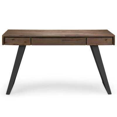Elle Solid Wood Desk - AllModern