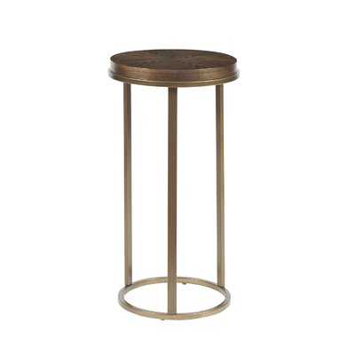 Shoalhaven Pedestal End Table - AllModern