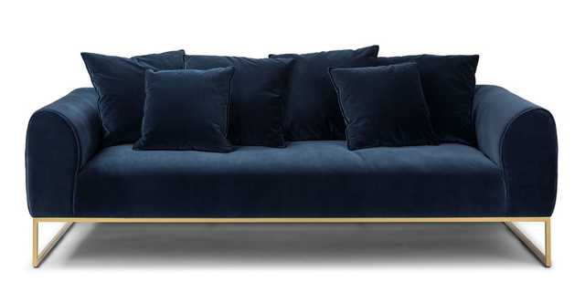 Kits Cascadia Blue Sofa - Article