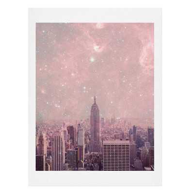 Stardust Covering New York Graphic Art - Wayfair