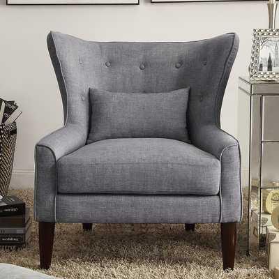 Millett Wingback Chair - Wayfair