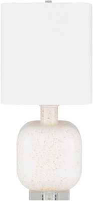 """Kitt - 10""""W x 23.00""""H Table Lamp - Neva Home"""