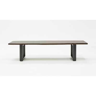 Tennille Wood Bench - Wayfair