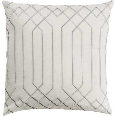 Selvage Linen Pillow Cover - AllModern