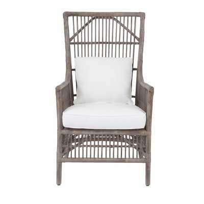 Eldora High Back Armchair - Wayfair