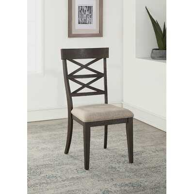 Cho Upholstered Dining Chair - Wayfair