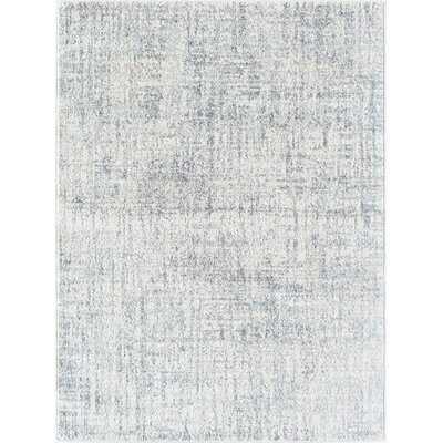 Mckaylah Oriental Gray Area Rug - 8' x 10 - Wayfair