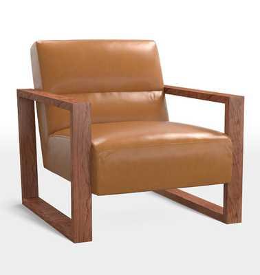 Autzen Leather Chair - Rejuvenation