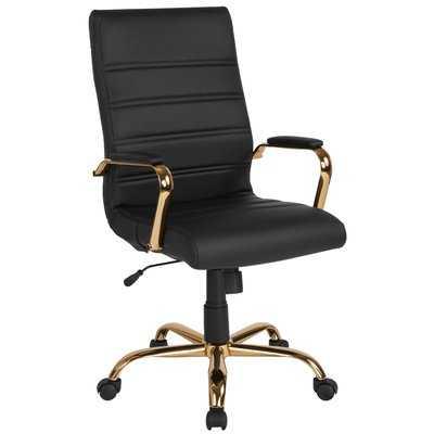 Wayfair Basics Ergonomic Executive Chair - Wayfair