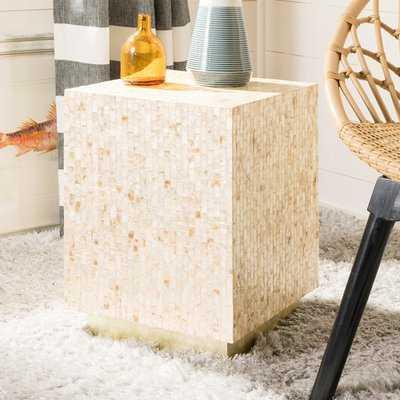 Heideman Mosaic End Table - Wayfair