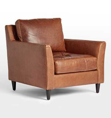 Hastings Leather Chair - Rejuvenation