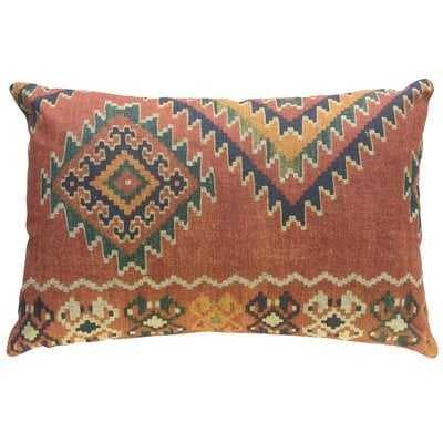 Jennie Global Linen Throw Pillow - Wayfair