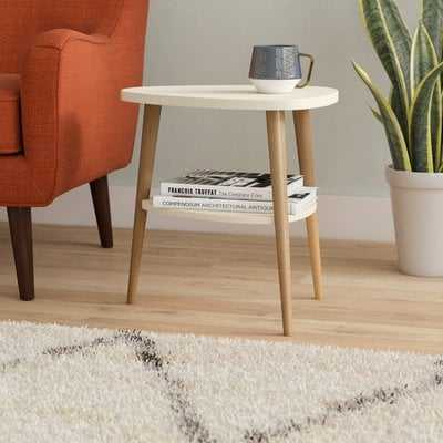 Ulrey Wood End Table - Wayfair