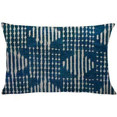 Briedis Mud Cloth Linen Lumbar Pillow - Wayfair