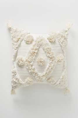 Tufted Mila Pillow - Anthropologie