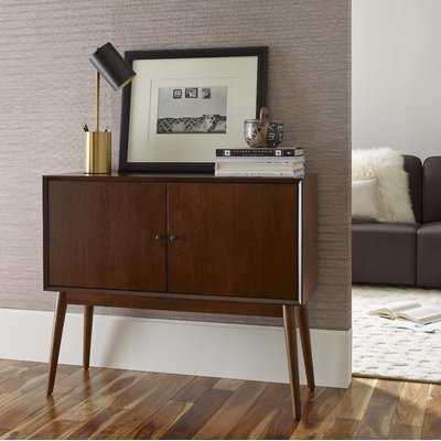 Brycen 2 Door Storage TV Stand - Wayfair