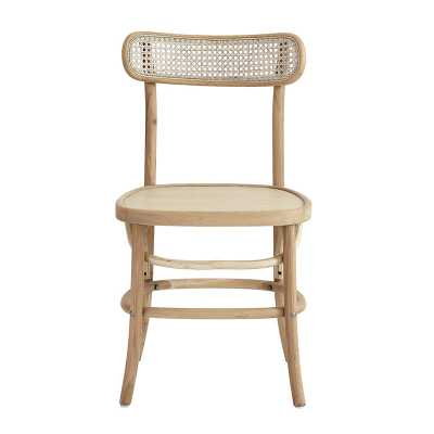 Ballard Designs Thea Bentwood Dining Chairs - Set of 2 - Ballard Designs