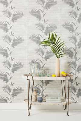 Away On Holiday Palm Wallpaper - Anthropologie