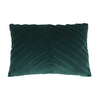 West Bridgewater Pleated Lumbar Pillow - Wayfair