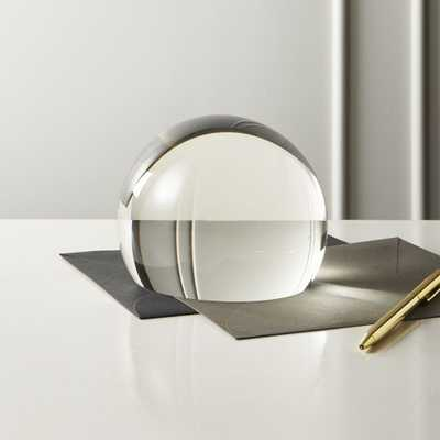 Crystal Dome Magnifier - CB2